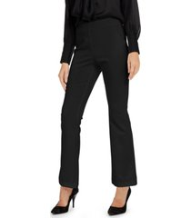 inc petite pull-on bootcut pants, created for macy's