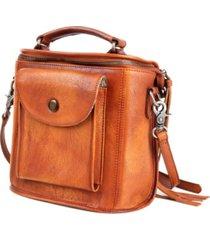 old trend isla leather crossbody bag