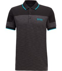 boss men's paddy pro 2 regular-fit polo shirt