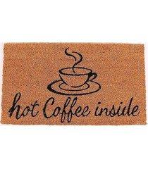 wycieraczka wejściowa coffee