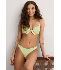 mango bikiniunderdel - green