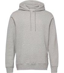 eddie classic hoodie hoodie trui grijs wood wood