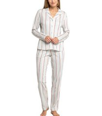 seidensticker interlock women long pyjama