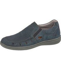 skor jomos marinblå