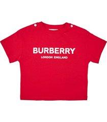 burberry mini robbie logo t-shirt