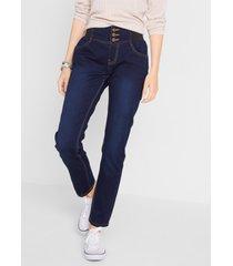 power stretch jeans, slim fit