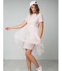 sukienka dwuczęściowa z koronką