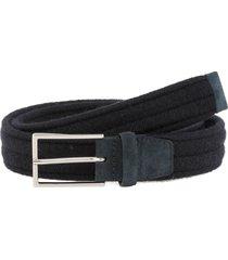 orciani elast wool belt