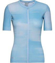 adv aero jersey w t-shirts & tops short-sleeved blå craft