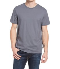 men's ag bryce crewneck t-shirt, size xx-large - blue