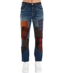 junya watanabe 501 jeans