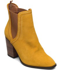 woms boots shoes boots ankle boots ankle boot - heel gul tamaris
