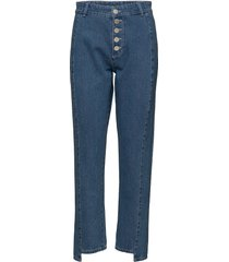 2nd marill raka jeans blå 2ndday
