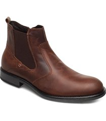 7751 shoes chelsea boots brun playboy footwear