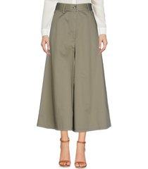 mm6 maison margiela 3/4-length shorts