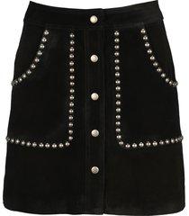 golden goose artemide mini skirt