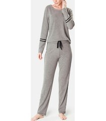 mood pajamas stylish women's homewear pajama set