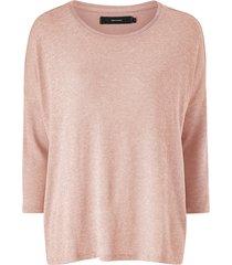 tröja vmbrianna 3/4 oversize blouse