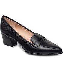 jackpot_na shoes heels pumps classic svart unisa