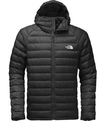 parka trevail hoodie negro the north face