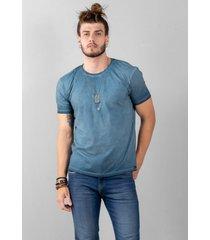 camiseta cafezal pala - azul