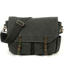 tsd brand coastal canvas messenger bag