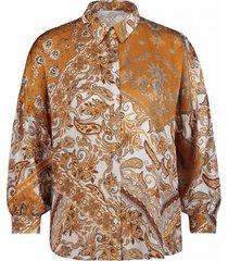 aaiko blouse bruin