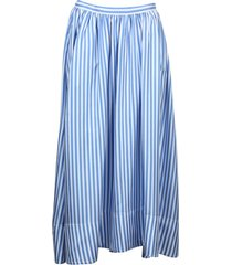 striped madie skirt