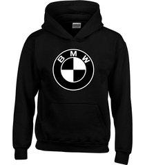 buzo chaqueta bmw -negro