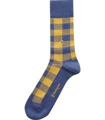 burlington shining socks - blue 21853