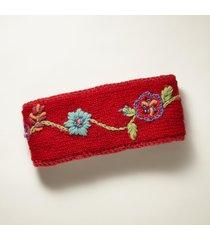 snow blossom headband