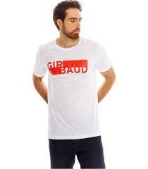 camiseta  para hombre marithe francois girbaud
