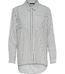 blus onlfreya l/s shirt wvn