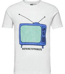 sdprosper t-shirts short-sleeved vit solid