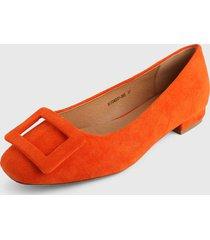 baleta naranja betsy