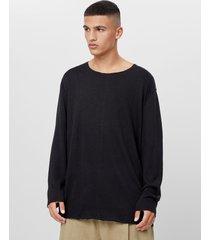 lichtgewichte trui met lange mouw