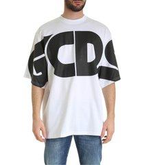 gcds macro logo tee