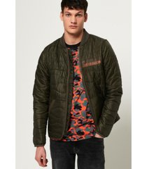 superdry air corps padded liner jacket