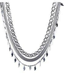 colar armazem rr bijoux curto corrrentes