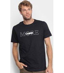 camiseta mcd regular more core masculina