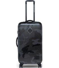 men's herschel supply co. trade 29-inch medium wheeled packing case - black