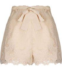 brighton scallop shorts