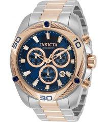 reloj bolt invicta modelo 31323 multicolor