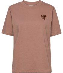 jalo t-shirts & tops short-sleeved rosa baum und pferdgarten