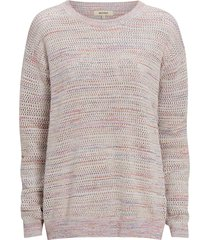 tröja cecil mesh knit sweater