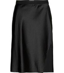 hana party skirt knälång kjol svart ahlvar gallery