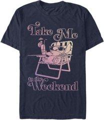 fifth sun men's weekend stitch short sleeve t-shirt
