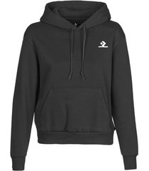 sweater converse converse womens foundation pullover hoodie