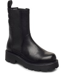 cosmo 2.0 shoes chelsea boots svart vagabond