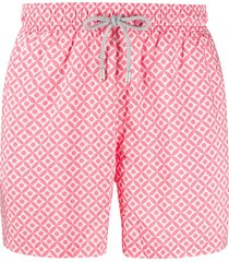 bluemint logan swim shorts - pink